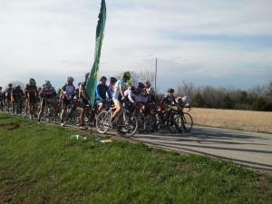 Velotek Grand Prix Road Race Start Cat 2/3