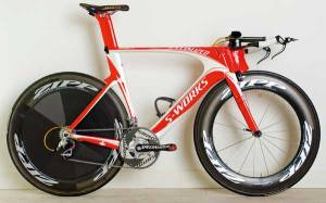 Specialized Shiv TT