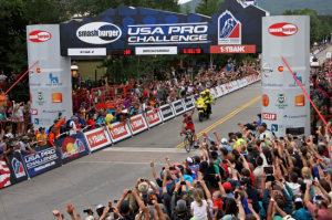 Todays Stage Winner-Frank Mathias