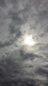 Finally A Little Sun