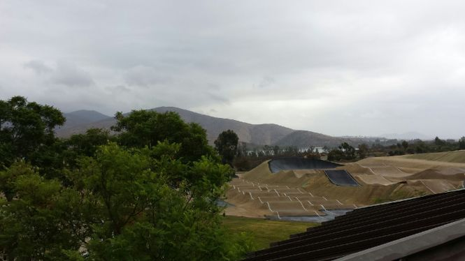 Olympic BMX Course