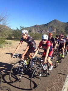 Team Camp In Phoenix, AZ